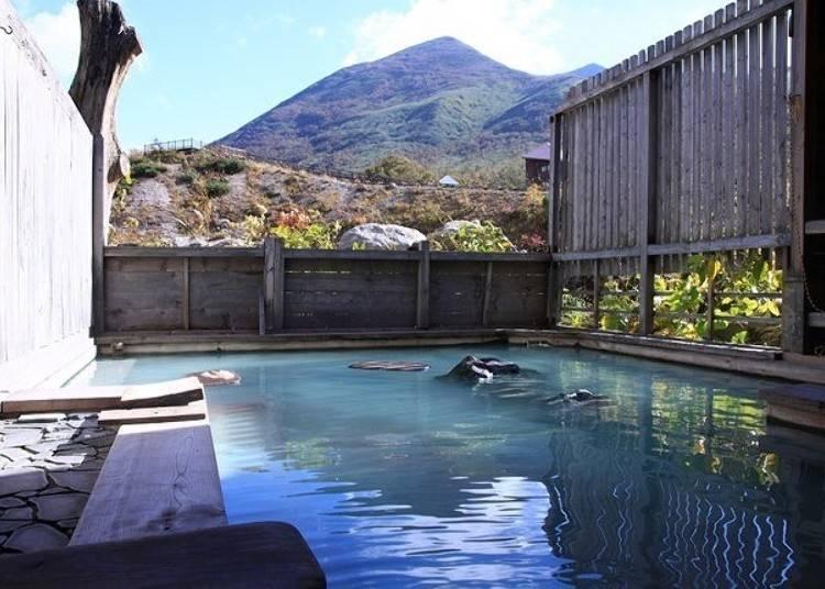 10.野趣あふれる温泉「ニセコ五色温泉」に浸かる