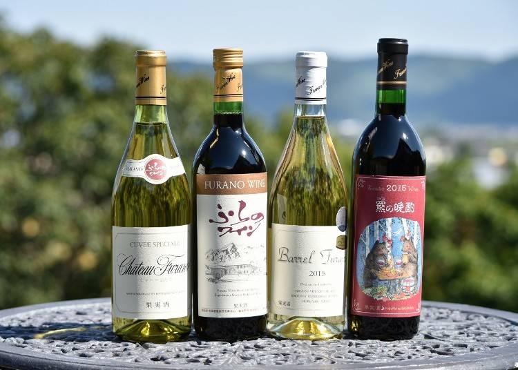 7.樽熟ワインやチーズフォンデュを「ふらのワインハウス」で味わう