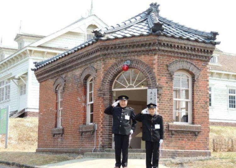 인기 만화의 성지로 시간 여행! '홋카이도 개척마을'에 가 보자!