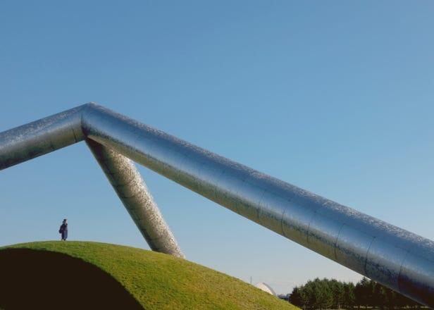 Japan's Fascinating Moerenuma Park: Isamu Noguchi's Stunning Living Sculpture