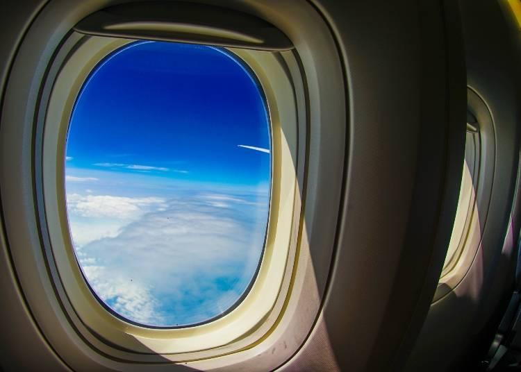 地方空港へのフライト数は少なめ。宿泊して楽しもう