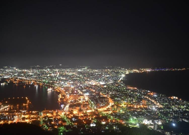 (3)4天3夜,遊走函館市街與溫泉巡禮!