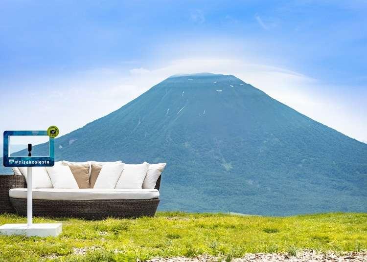 【ニセコ・小樽・札幌】夏の北海道7泊8日プラン。羊蹄山など絶景を巡るドライブ旅