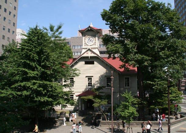 Hokkaido Itinerary Day 6: Laid-back sightseeing at Sapporo City