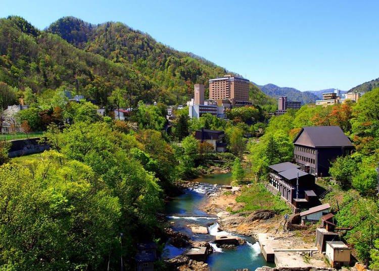 【1日目】札幌から羊蹄山を望みニセコへ