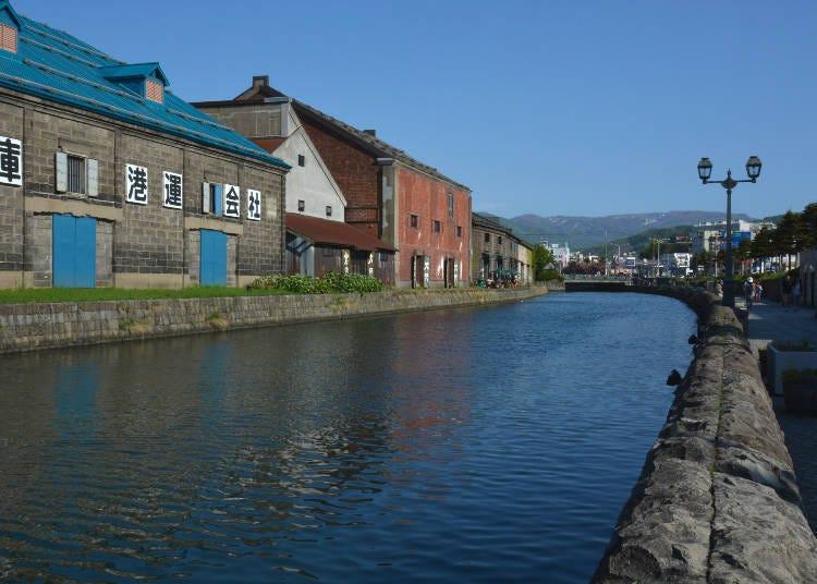 北海道8天7夜自由行之第4天:浪漫懷舊的小樽市區觀光