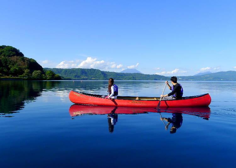 北海道9天8夜自由行之第3天:在洞爺湖爽玩一波!