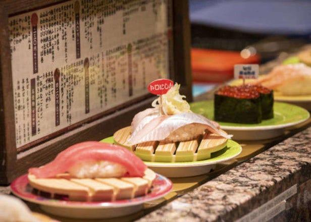 札幌人氣迴轉壽司「根室花丸」推薦菜單、點餐注意事項等報你知