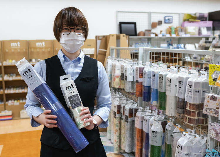 Daimaru Fujii Central: Top 6 Japanese Stationery Souvenirs at Sapporo's Gigantic Specialty Shop!