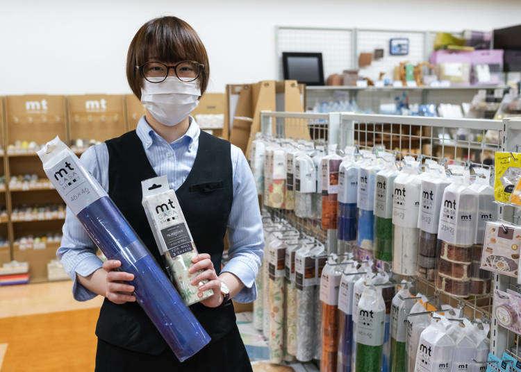 삿포로 여행중 일본 문구류 쇼핑은 문구 전문점, 삿포로 다이마루 후지이 센트럴로! - LIVE JAPAN