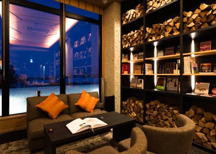 1. Hotel & Condominium HITOHANA: Run by a Hokkaido winery