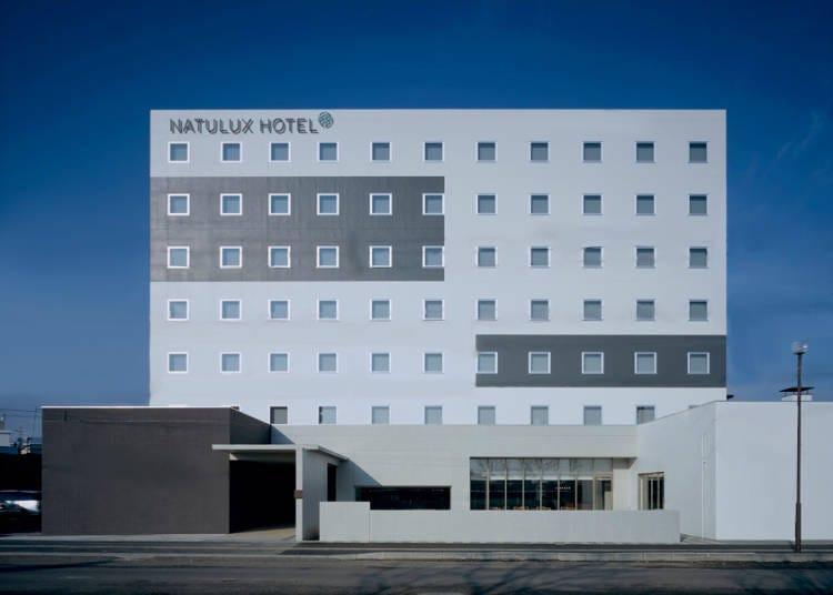 富良野住宿推薦⑤追求自然的「富良野Natulux飯店」