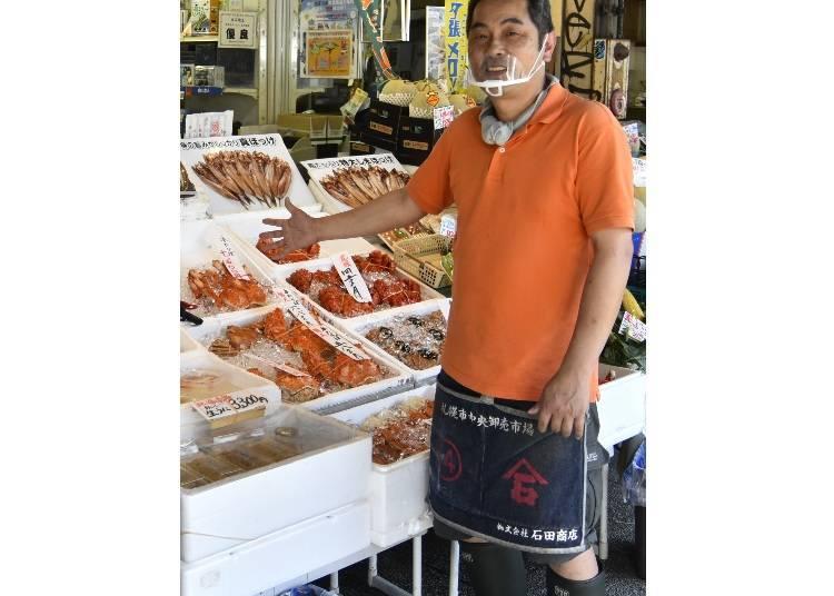 ●各種北海道螃蟹的味道特徵&大致上的預算