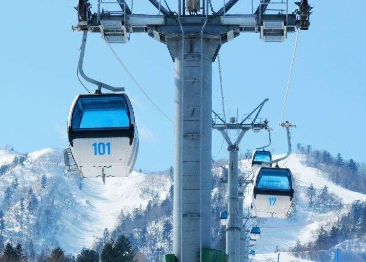 홋카이도 후라노 스키장에서 최고의 파우더 눈(스노우) 체험을 위한 정보와 즐기는 방법