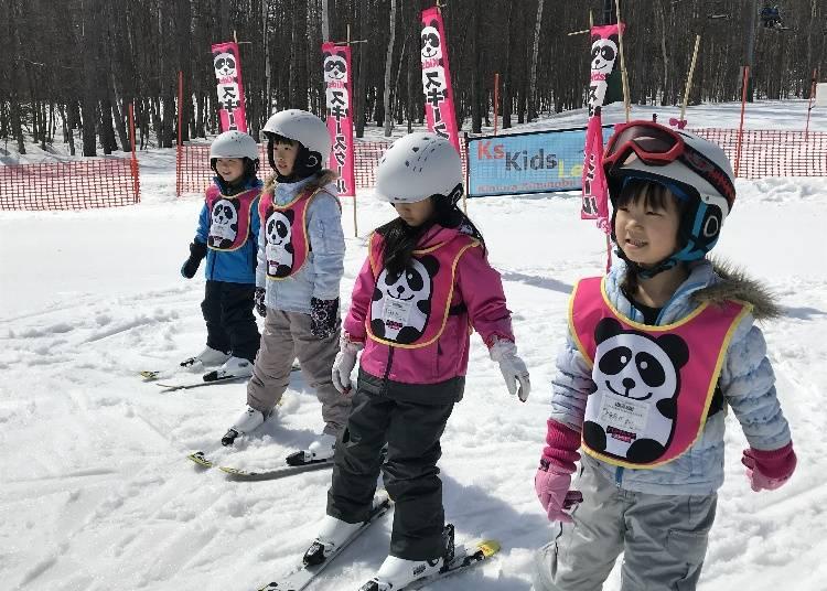 初心者も安心!富良野スキー場のコーチレッスン