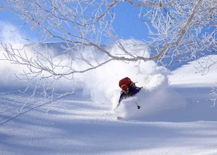 Kiroro Ski Resort equipment rentals