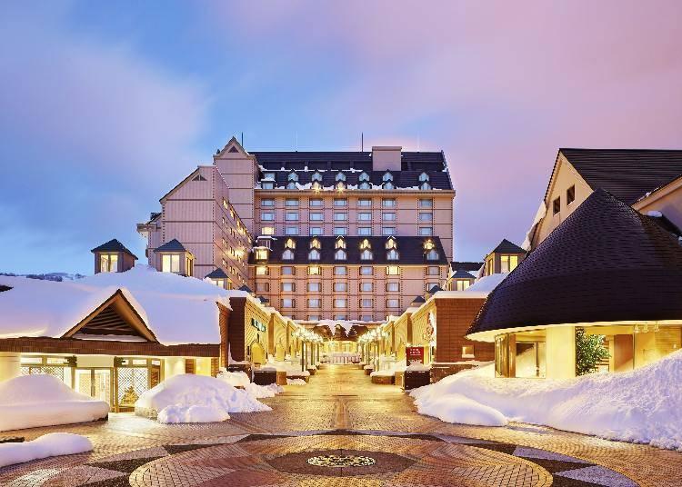 ● 키로로 트리뷰트 포트폴리오 호텔 홋카이도