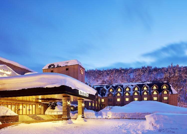 ①北海道喜來登未來度假酒店