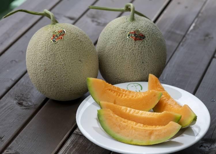 Supreme luxury! Why Yubari melon is so popular
