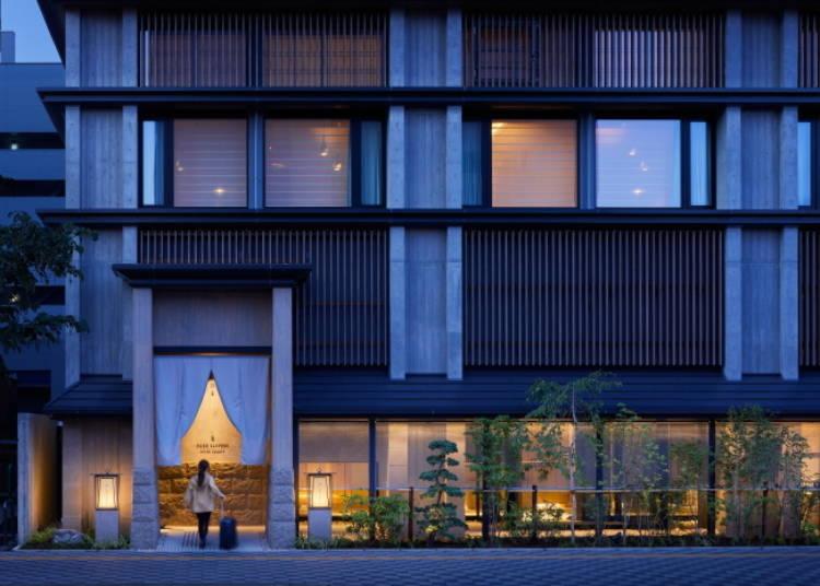 5.【ONSEN RYOKAN 由縁 札幌】日本の旅館の魅力を見つめ直して現代風にアレンジ