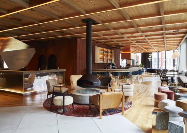 2020札幌新開幕飯店①充滿自然的大都會「THE KNOT SAPPORO」