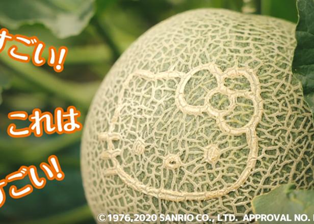 Japan's Insane Hello Kitty 'Phantom Melon'