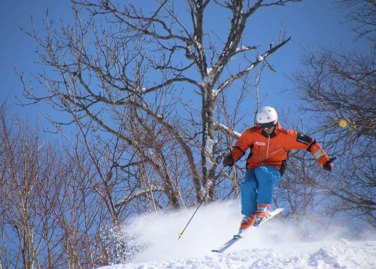 北海道「神居滑雪場」交通方式、吊椅券、用具租借、滑雪教室等