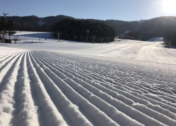 好康資訊:預計銷售與其他間滑雪場的共通吊椅券、優惠的旅行方案