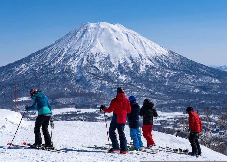 홋카이도 스키여행 - 홋카이도 스키 리조트를 즐기기 위한 방법 총정리