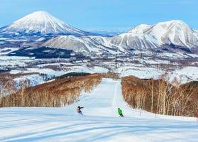 北海道冬天自由行5天4夜行程示範!滑雪、玩雪應有盡有