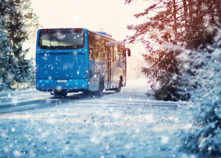 第1天 前往二世古體驗嚮往已久的粉雪雪地活動