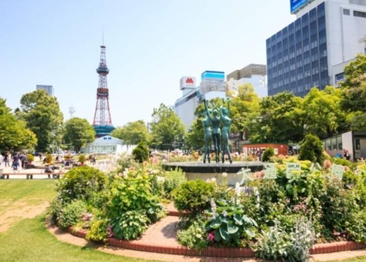 Odori: The Birthplace of Sapporo Ramen
