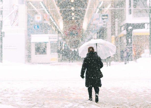 冷暖溫差大到離譜?在冬天的北海道旅行時最衝擊的5件事!