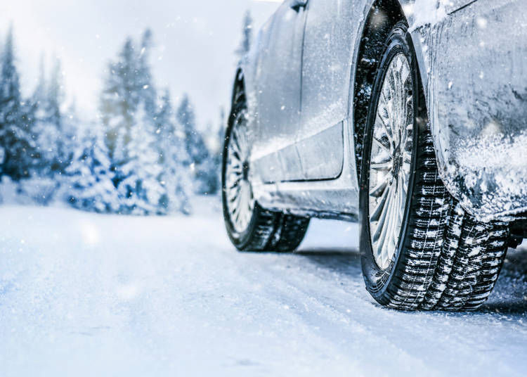1. Studless Snow Tires