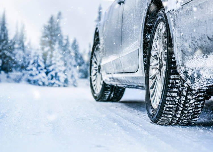 1 '겨울용 타이어'의 존재와 성능에 놀랐다