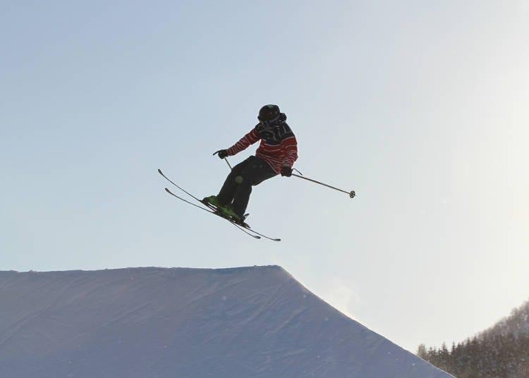 1.超感激!可以輕鬆體驗自然雪山的「Niseko United」的滑雪場