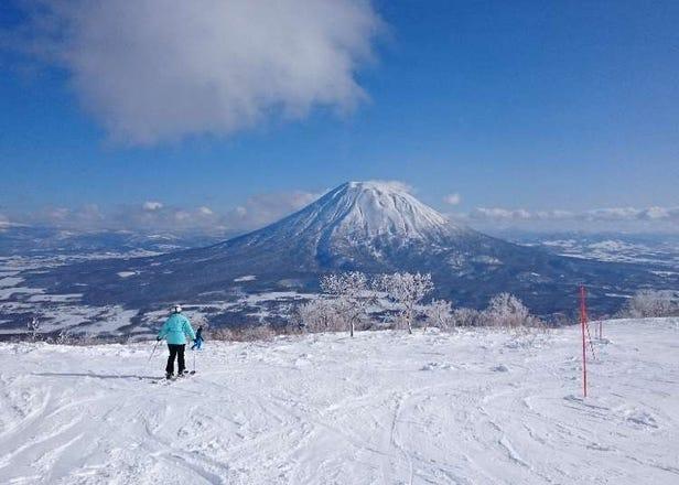 二世古12~5月天氣、滑雪場擁擠狀況!台灣滑雪教練推薦的最佳滑雪時期