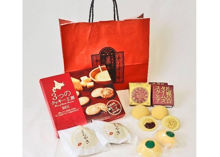 4. 札幌三越的甜點福袋