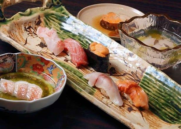 ミシュラン星獲得店も!いつか必ず行きたい極上の鮨店3選@札幌