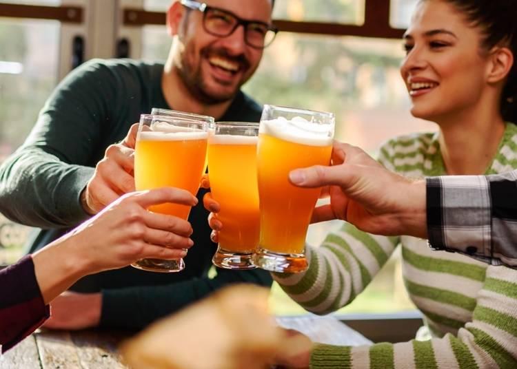 サッポロビールがおいしい理由は?