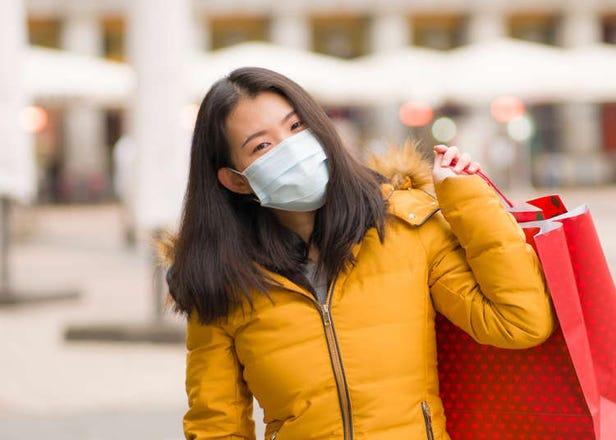 想買日本冬裝、福袋?冬季服裝日文單字懶人包,從此網購不求人~