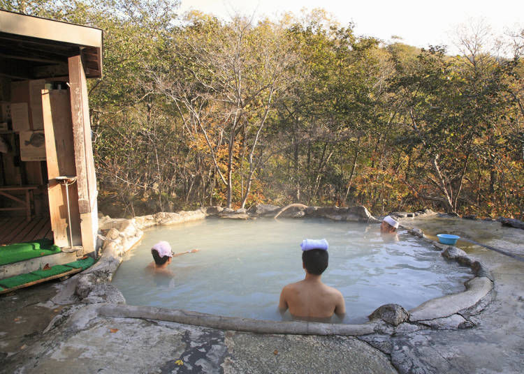 Weird Things Tourists Often Forget at Onsen in Hokkaido
