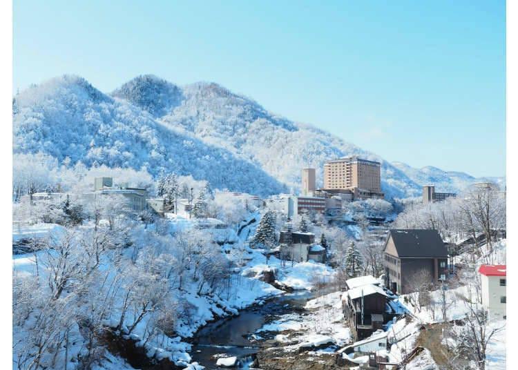在札幌享受舒適旅程!定山溪溫泉介紹