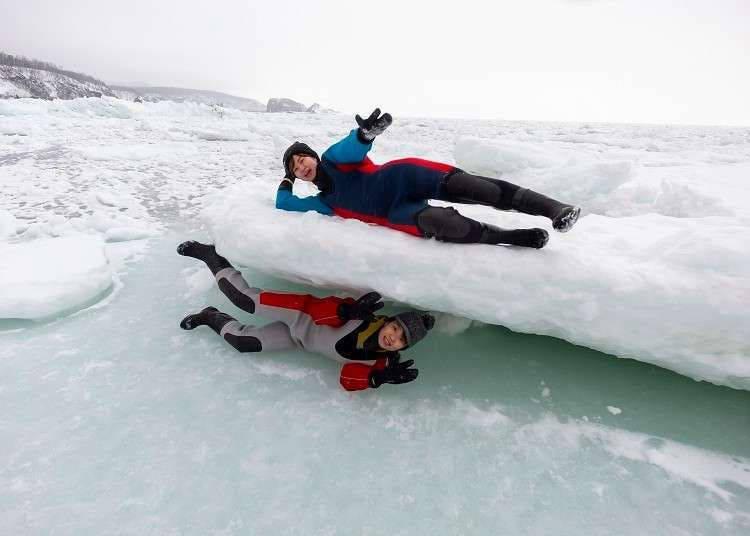 寒天凍地才有趣!冬季享受知床的7種方式