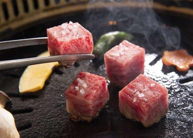 삿포로 맛집 - '좋은 질의 고기'를 먹을 수 있는 고급 와규(소고기) 야키니쿠 3곳