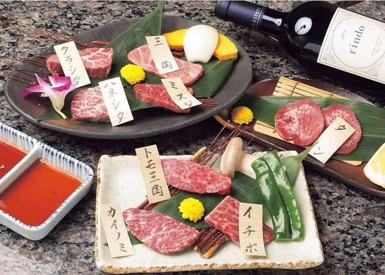 以老店的技術呈現的高級燒肉「和牛石崎」