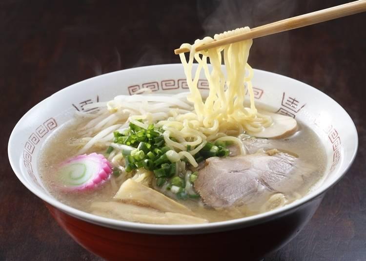 1. Sapporo Ramen: Miso Ramen