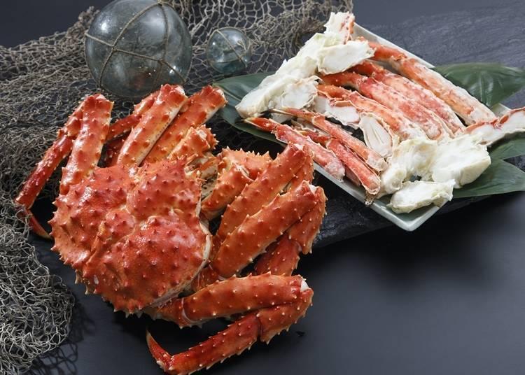 6. Crab