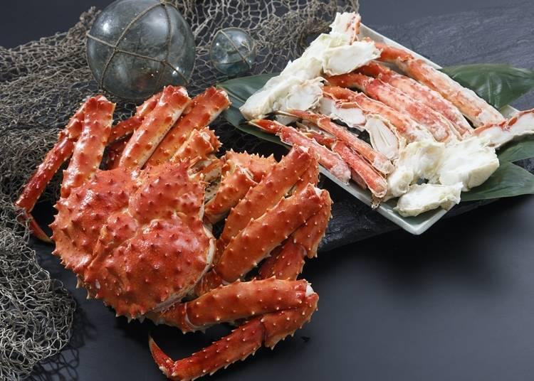 札幌必吃⑥螃蟹
