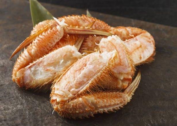 北海道冬天必吃的9種當令食材&美食,螃蟹、海膽等海鮮及鮮蔬等你品嘗